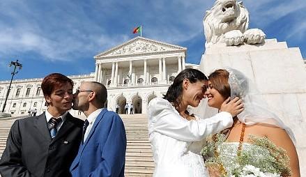 """美国同性""""搞基""""合法化 16个认可同性婚姻的国家"""